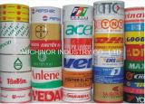 Uitstekende kwaliteit Afgedrukte Verpakkende Band met Afgedrukt Etiket