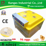 Incubateurs 96 Oeufs d'économiser de l'énergie bon marché Incubateur 96 oeufs (KP-96)