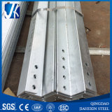 S235jrによって電流を通される鋼鉄角度棒