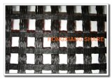 Construction를 위한 세륨을%s 가진 날실 Knitted Polyester Geogrid