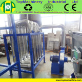 Linha de lavagem LLDPE da película popular de Topmachinery para a película da agricultura do PE BOPP que recicl com arruela de flutuação