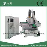 Holz-Tür, die CNC-Maschine herstellt