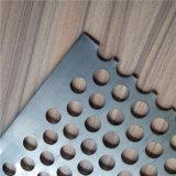 Сетка металла украшения Perforated/потолок листа/фильтрация/плакирование сетки/стены/ядровая изоляция