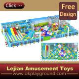 La sécurité des SGS Terrain de jeux intérieur Soft Play structure pour la maternelle (T1403-10)