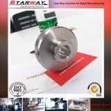 Eixo ODM-Eixo de transmissão do eixo-CNC Usinagem com aço inoxidável