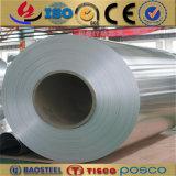 Final de aluminio de la rayita del genio de la bobina T6 de la fabricación 2014 de China con la capa del PVC