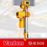 Una gru Chain elettrica da 3 tonnellate con il carrello (WBH-03002SE)