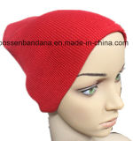 Cappello Slouchy caldo del pattino lavorato a maglia acrilico del nero dei prodotti dell'OEM della fabbrica della Cina