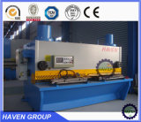 QC11Y-20X3200 E21S Guilhotina Hidráulica Máquina de cisalhamento, máquina de corte de chapa de aço