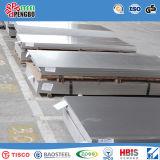 Fournisseur professionnel de feuille d'acier inoxydable avec des certificats d'IOS de GV