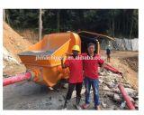 Hete Verkoop! 80m3/H de Concrete Pomp van de Aanhangwagen van de dieselmotor voor Verkoop met Gediplomeerd Ce