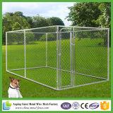 Kettenlink-Metallhundehundehütte-Rahmen für Verkauf billig
