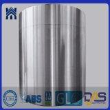 Heißer geschmiedeter Edelstahl-Zylinder verwendet für Druckbehälter