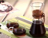 POT reso personale del caffè di vetro di Pyrex del gocciolamento di vetro di Borosilicate per il commercio all'ingrosso