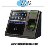 Tiempo de reconocimiento facial y la asistencia del sistema de control de acceso (ACM900)