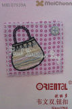 Il Fashion Chinoiserie Embroidery Patch con The Handbag Pattern