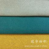 Tissu mou superbe de polyester et de velours côtelé de nylon pour le textile à la maison