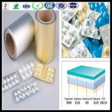 Fibra farmacêutica de selagem de alumínio Folha de alumínio Folha de alumínio