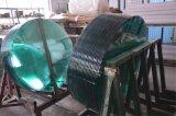 Mobiliário de mesa de vidro temperado de vidro temperado de mesa