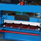 Hx-1050屋根の機械を形作る鋼鉄タイルロール