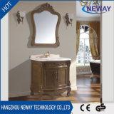 De nieuwe Antieke Ijdelheid van de Badkamers van het Kabinet van het Bad van de Vloer Stevige Houten