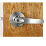 Serratura stabilita di portello di alta obbligazione della maniglia della serratura della leva in lega di zinco della Rosa per segretezza ed il manichino
