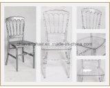 Sillas透過明確な結婚のフェニックスChiavari Napoloenの椅子