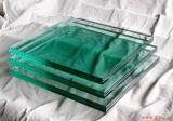 12mmの厚い薄板にされた手すりガラス