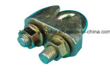Clips de cuerda maleables de alambre DIN1142
