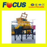misturador concreto do eixo horizontal de 35m3/H Js750 750L dois