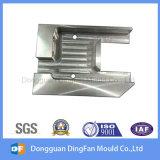Pièce de rechange de usinage de pièce de commande numérique par ordinateur de précision faite d'aluminium