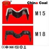 긁는 도구 컨베이어를 위한 M15 M18 M 모양 강철