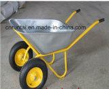 Wheelbarrow resistente industrial do preço do competidor
