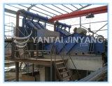 El de alta frecuencia deseca el equipo para el proceso del tizón de la planta de mina