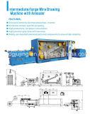 Máquina de cobre del trefilado