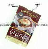 Sacchetto a scatti di plastica del manzo/sacchetto secco di imballaggio della carne/sacchetto dell'alimento