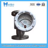 Rotametro del tubo del metallo per industria chimica Ht-0423