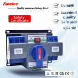 Schakelaar van de Tuimelschakelaar van het lage Voltage de Dubbele voor Familie Gebruikte Generator