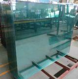 5mmの明確な浮遊物の建物ガラス