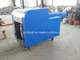 Máquina de corte Rag Máquina de reciclagem de sucata têxtil para cortar pano de resíduos, pano de resíduos, tecido de resíduos, roupas antigas
