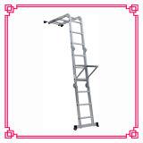 WorkfromのアルミニウムマルチPurpose Scaffold Ladder