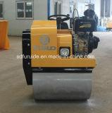 China 800kg de alimentación vibratoria pequeño tambor liso Rodillo (CAD-850)
