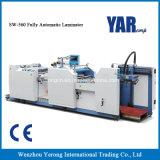 Máquina de estratificação da melhor película inteiramente automática do preço Sw-560 com Ce