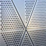 Алюминиевая мебель высекая пробивая потолок сота панели штрангя-прессовани