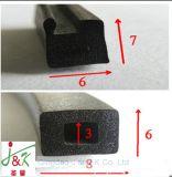 EPDM 의 전기 기구, 내각을%s 실리콘 갯솜 /Foam 고무 코드