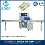 Automático de alta velocidad de flujo de toalla Fabricante de máquina de embalaje