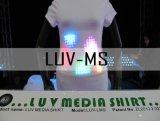 Luv Media Shirt, Light Up Shirt