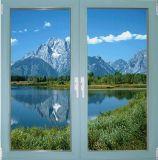 L'alluminio ha appeso la serie della stoffa per tendine e della finestra Window-50