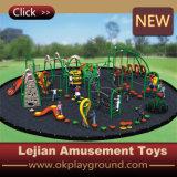 Belle maternelle Colorful loisirs de plein air Playground Equipment (P1201-1)