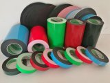 Rotes grün-blaues und Farben EVA und PET Doppeltes versahen Band mit Seiten